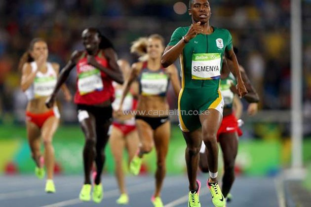 Caster Semenya wins SA's 13th gold of the Commonwealth Games