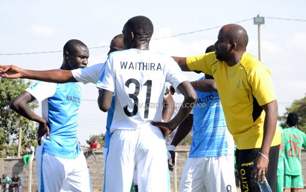 """This team has a special challenge because even in the game (against Zoo Kericho) we missed like six starters because they couldn't get permission from work. The team was formed by University students who have since graduated and now working and at the moment they are busy,"" said Ouna"