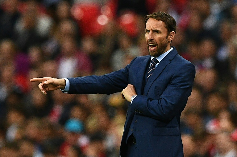England interim manager Gareth Southgate has declared he has the necessary courage to make contentious decisions