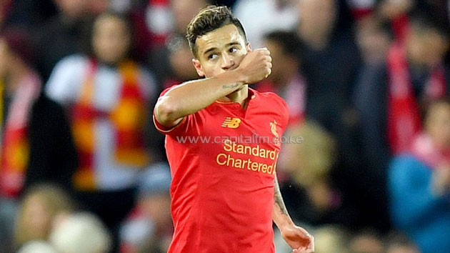 Liverpool's Philippe Coutinho is currently the best midfielder in Europe, according to Xavi.PHOTO/Sky Sports