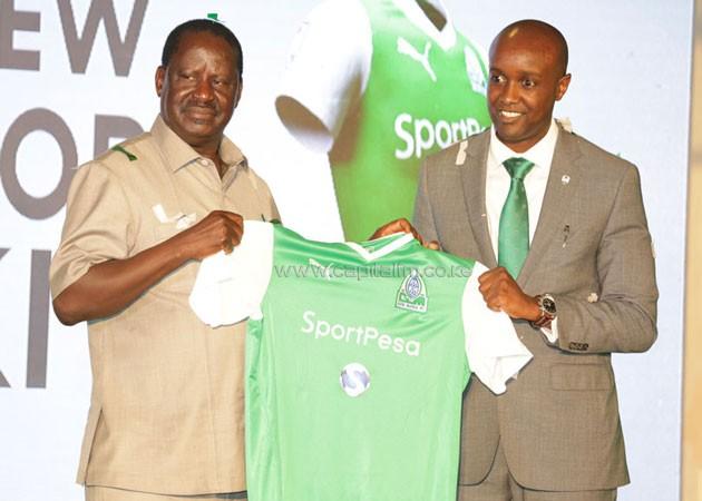 KARAURI GOR - SportPesa cancel all sports sponsorships