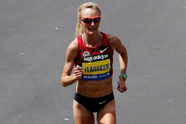An American woman just made history at the annual NYC Marathon