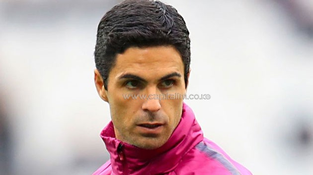 Wenger Backs Arteta To Suceed At Arsenal