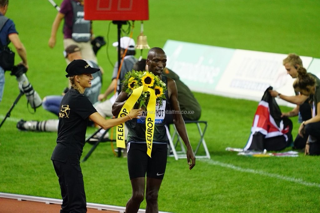 Timo Zurich - Kenyans chase Sh5mn Diamonds in Brussels