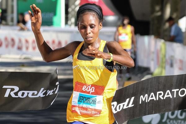 Sarah Chepchirchir - Another Kenyan athlete suspended by AIU