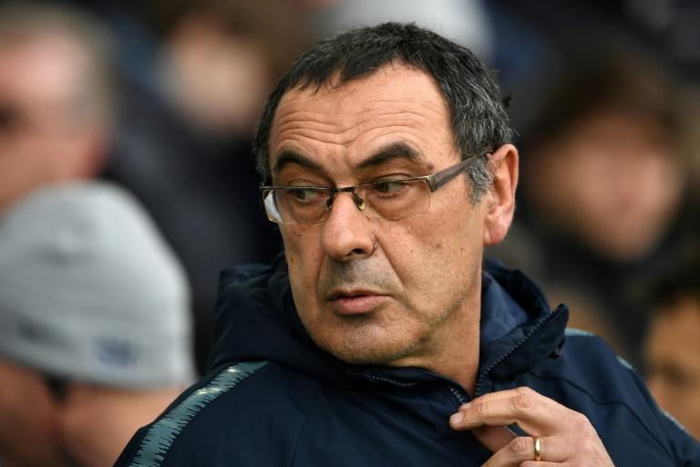 16f02dcbad86c648cd8f3c445c0804c7d0af768c - Sarri's stubbornness threatens Chelsea's top-four hopes