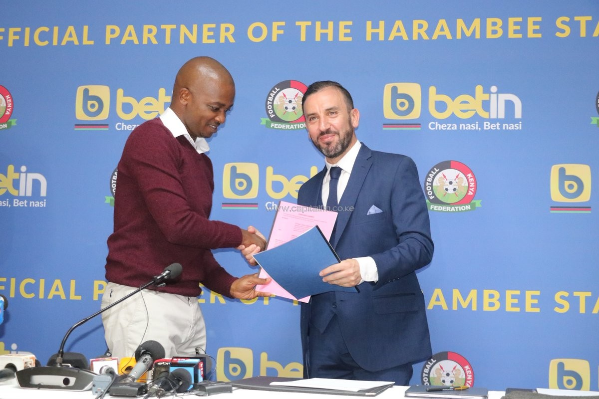 Betin2 - Ruto's Sh50m added into Stars AFCON budget