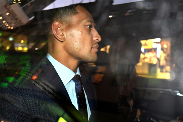 236f64c0bf1188f85a38faec72bfb747e627f546 - Folau anti-gay row headed to court as mediation fails