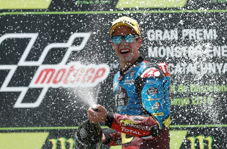 950054f969c45e7156d40c958105016bb219bf51 - Spain's Marquez storms to Catalan MotoGP victory
