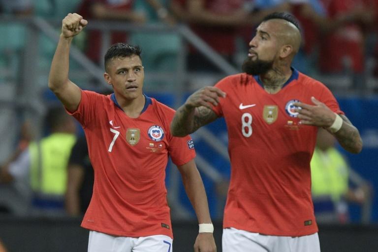 a346d92c9c9f9bff29e5ee8005f0b1490b3607d8 - Sanchez sends Chile into Copa America quarter-finals
