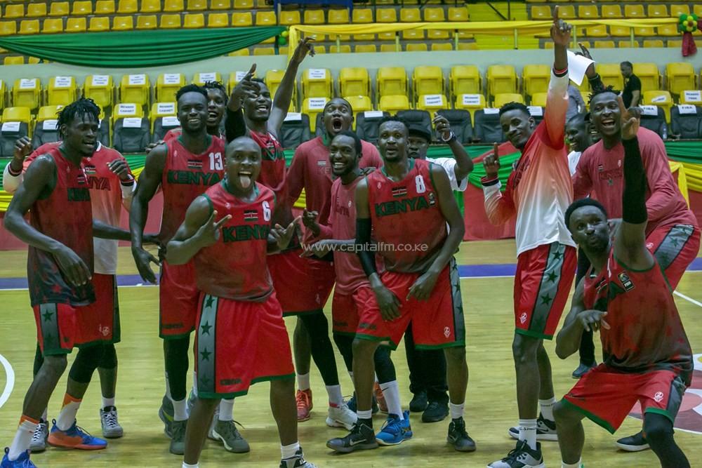 Ken4 - Kenya to face Morocco in FIBA Afrocan semi
