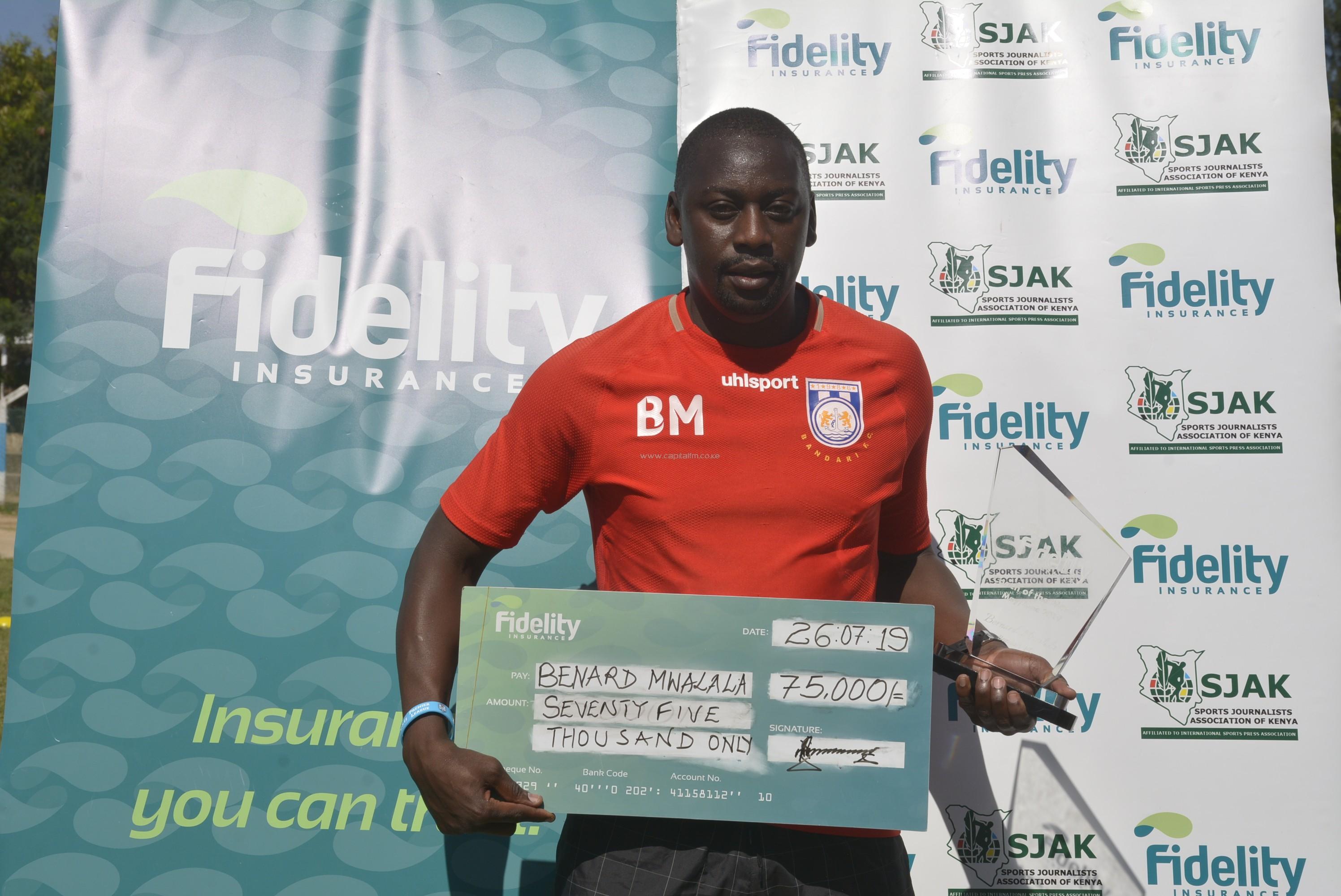 mwalalla - Mwalala wins May/June Coach of the Month