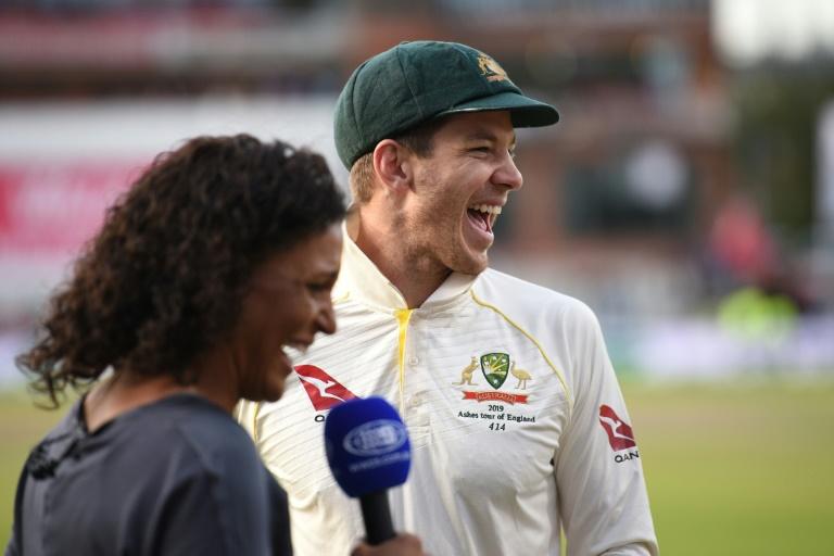 20c4645b90f053975b45b9149dc14e235a49d013 - 'Accidental' Australia captain Paine on verge of Ashes landmark