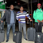 Harambee Stars depart for 16hr trip to Cairo