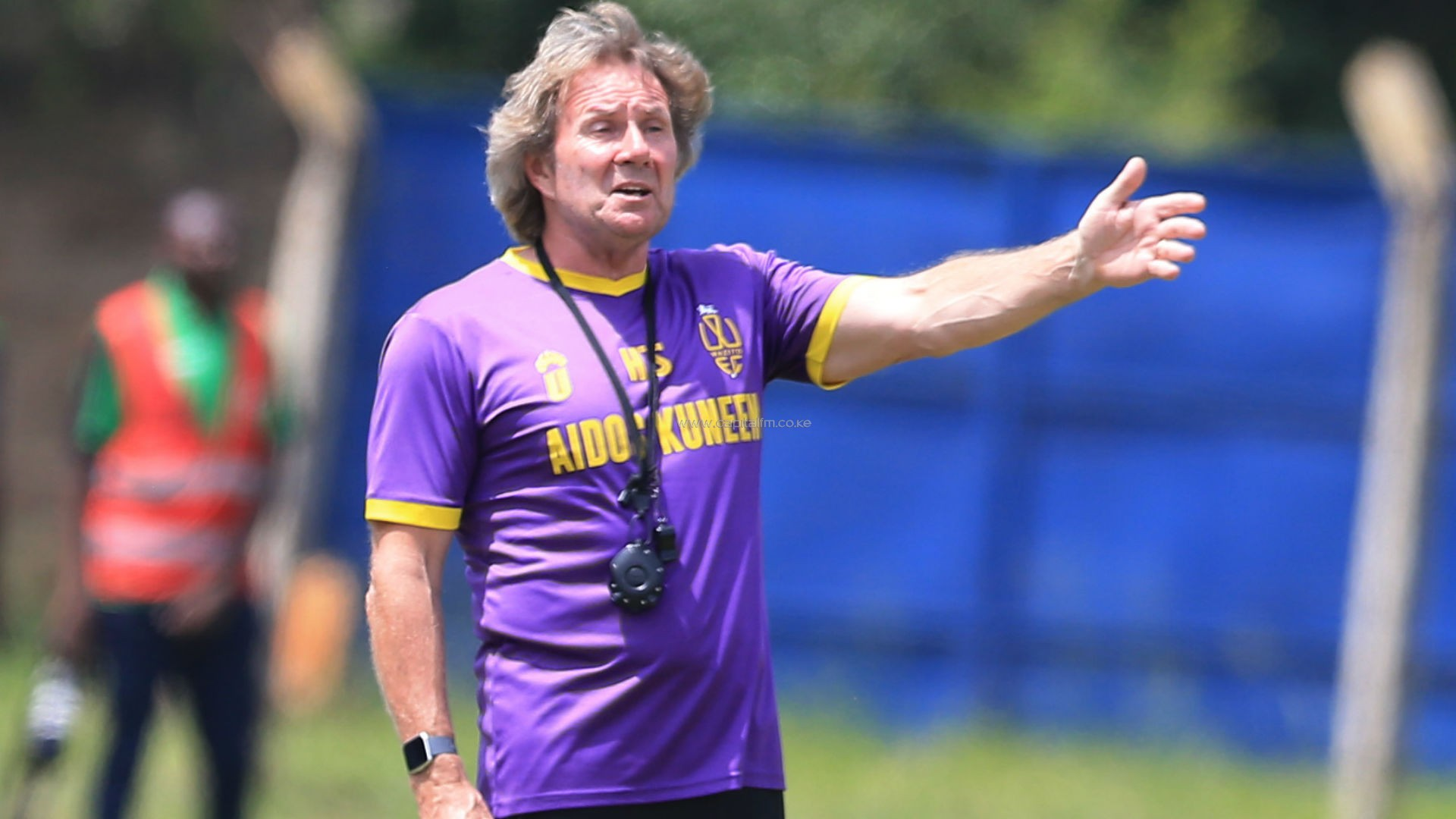 Wazito Set for another purge as head coach Stewart Hall exits club ...