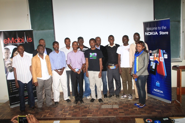 Winners and Sponsers ot the training -1