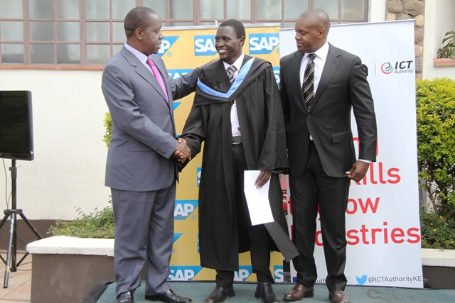 SAP ICT MMU graduation