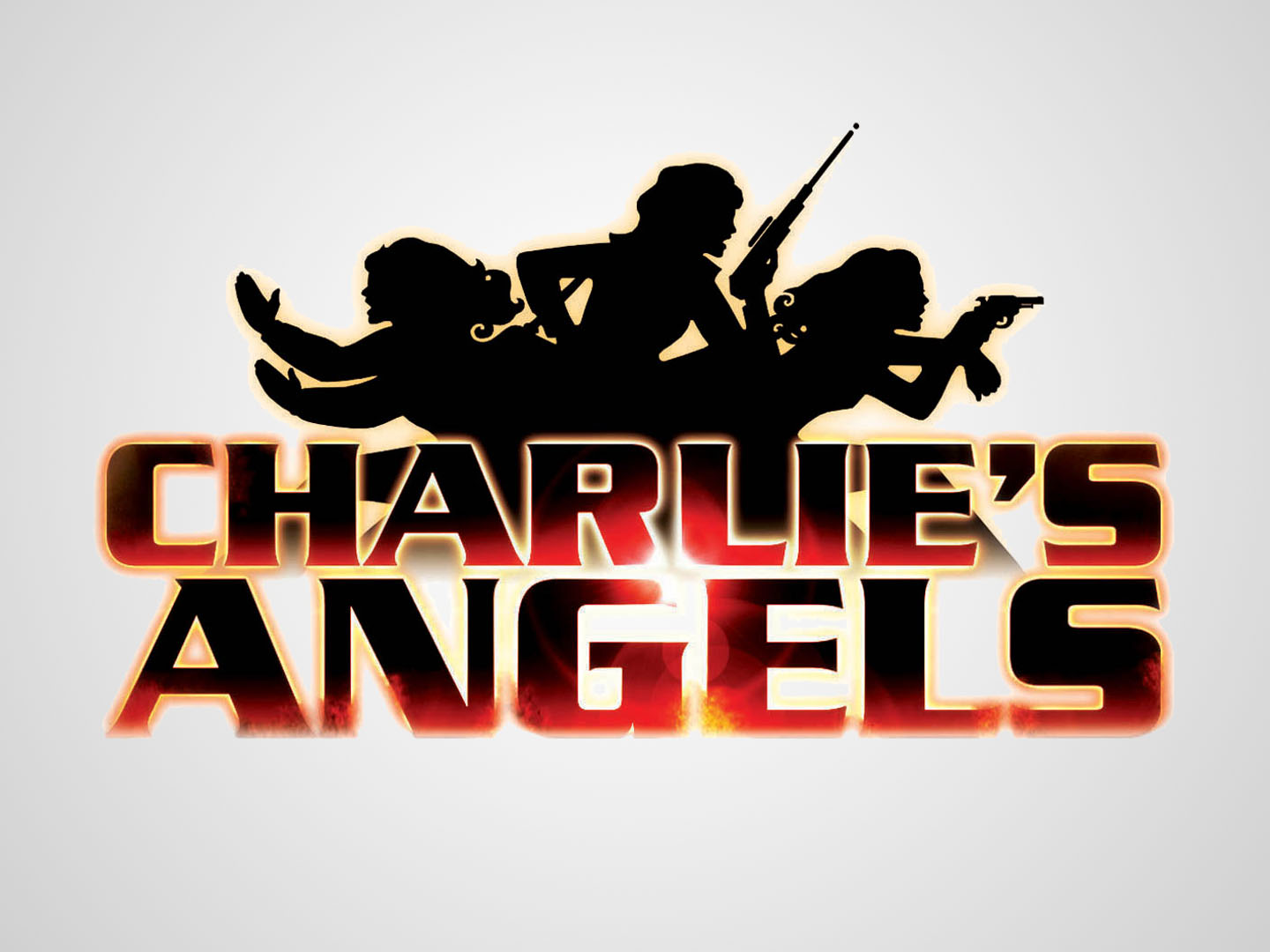 Charlie's Angels: logo Image Source: Sony Pictures Home Entertainment