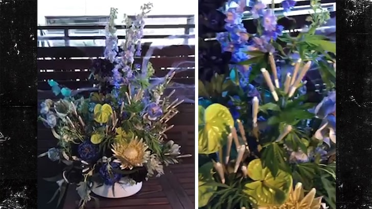 weed bouquet