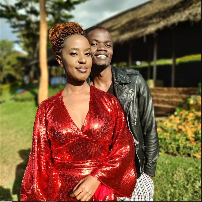 Juliani Discloses He Met His New Bae Lillian Ng'ang'a Months Before Going Public - The Sauce